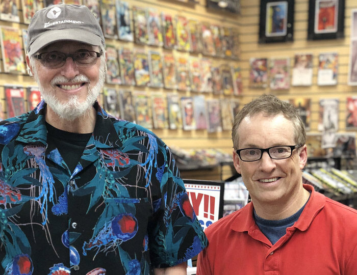 Marv Wolfman, Curtis Fortier