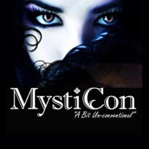 MystiCon logo