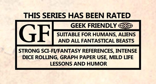 RATED GF - Geek Friendly